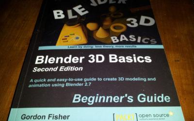 Blender 3D Basics Second Edition: Book Review