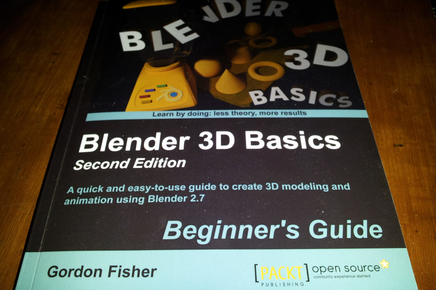 Blender 3D Basics Second Edition: Book Review