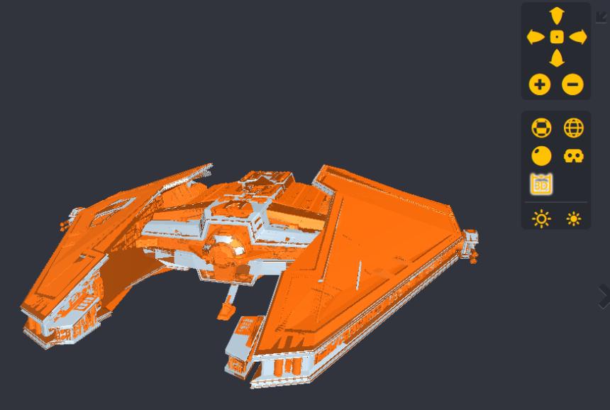 Yobi3D_3D Print View