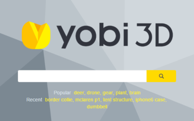 A Quick Review of Yobi3D: A 3D Model Search Engine
