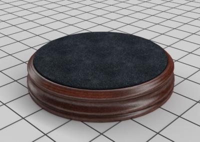 Carpet-Display-Stand-3D Model-Rocz3D