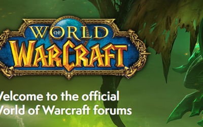 World of Warcraft Forums: Initial Impressions