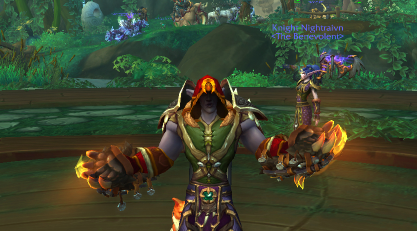 The Affinity Adventures: A Daft Man in the World of Warcraft Forums