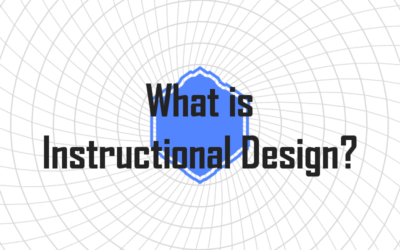 So, What is Instructional Design?